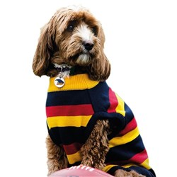 AFL Dog Small 37cm Jumper Adelaide Crows