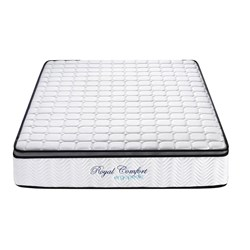 Royal Comfort Ergopedic Latex Pocket Spring Foam Mattress King Single