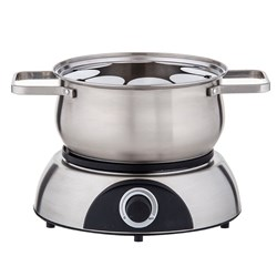 Davis & Waddell Electric Fondue Set 11 Piece 1.3L