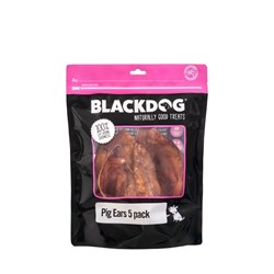 Blackdog 5 Pack Pig Ears