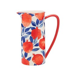 Ecology Punch Jug 1.3L Pomegranate