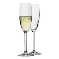 Ecology Classic Crystal Champagne Glass 175ml Set of 6
