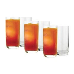 Ecology Classic Crystal Highball Glass 430ml Set of 6