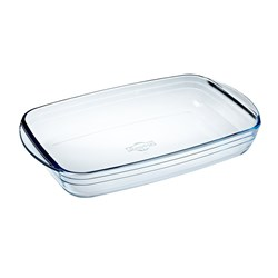 Ocuisine Rectangular Roaster Small 2L