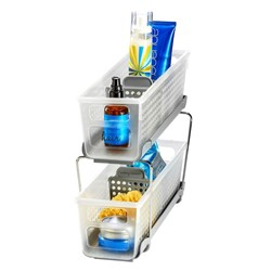 Madesmart Mini Two Tier Organiser