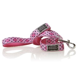 Doog Toto Lead Pink & Black