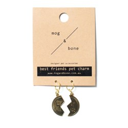 Mog & Bone Best Friends Charm Set