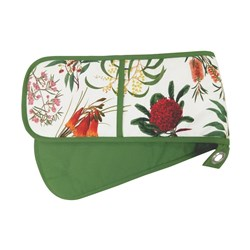 Maxwell & Williams Royal Botanic Garden Double Oven Glove Green