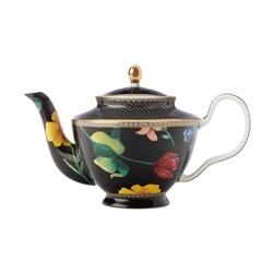 Maxwell & Williams Teas & C's Contessa Teapot with Infuser 500ml Black