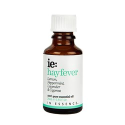 In Essence Hayfever Pure Essential Oil Blend 25ml