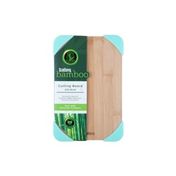 Scullery Bamboo Board with Slip Resistant Corners 23cm