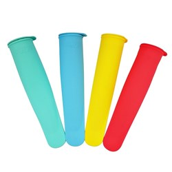 Scullery Fruit Punch Icy Pole Moulds Set of 4