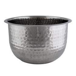 Cellar Premium Hammered Bowl 20cm