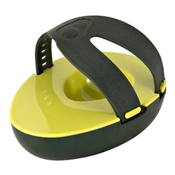 Scullery Essentials Plastic Avocado Saver Green