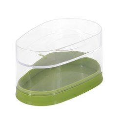 Scullery Fruits Plastic Avocado Saver Green