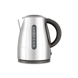 Breville The Soft Top Clear Kettle
