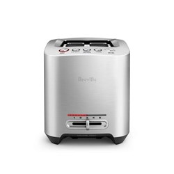 Breville The Smart 2 Slice Toaster Stainless Steel