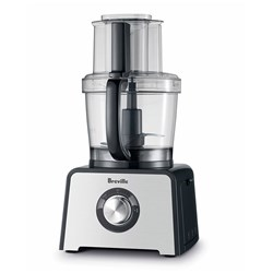 Breville The Kitchen Wizz Food Processor 30.8 x 27.2 x 48cm Grey
