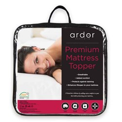 Ardor Premium Mattress Topper King