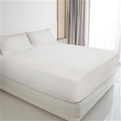 Ardor Gold Label 3000TC Cotton Rich Combo Sheet Set King Bed White