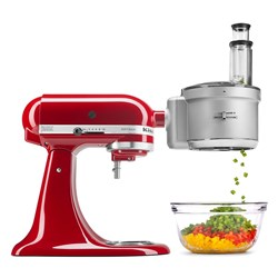 KitchenAid Food Processor Stand Mixer Attachment with Commercial Dicing Kit