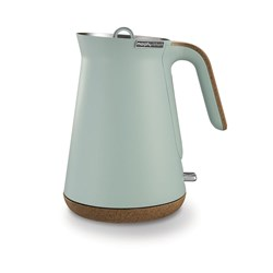 Morphy Richards Aspect Cork Designer Kettle Mint
