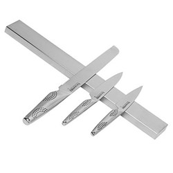 Baccarat iD3 Magnetic Stainless Steel Wall Mounted Knife Holder