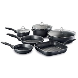 Baccarat Granite Cookware Set 6 Piece