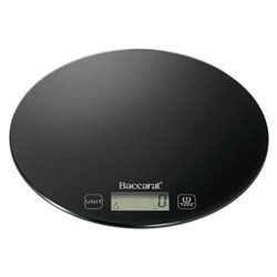 Baccarat Global Electric Scale 5kg/1g Black