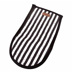 House Macy Oven Black  Stripe