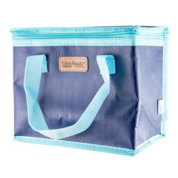 TakeAway Out Insulated Lunch Bag Blue