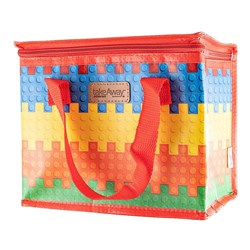 TakeAway Out Insulated Lunch Bag Bricks