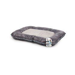 All For Paws Vintage Grey Dog Bed Medium