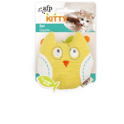 All For Paws Yellow Cat Toy