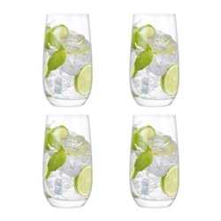 Alex Liddy Vina 4 Piece Highball Glass Set 490ml