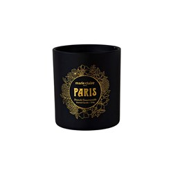 Marie Claire Paris Art Deco French Countryside Scented Candle