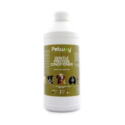 Petway Petcare Gentle Protein Dog Conditioner 1 Litre