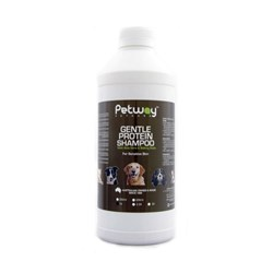 Petway Petcare Gentle Protein Dog Shampoo 1 Litre