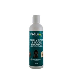 Petway Petcare Curly Coat & Oodle Shampoo 250ml