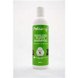 Petway Petcare Tearless Puppy Shampoo 250ml