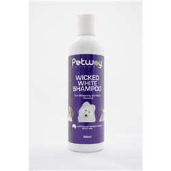 Petway Petcare Wicked White Shampoo 250ml