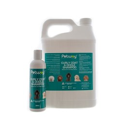 Petway Petcare Curly Coat & Oodle Dog Shampoo 5 Litre