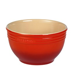 Chasseur Mixing Bowl 2.2L Red