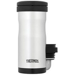 Thermos Tea Tumbler with Infuser 350ml Stainless Steel Vacuum Insulated