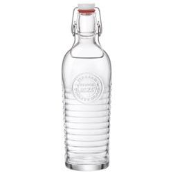 Bormioli Rocco Officina 1825 Bottle 1.2L Clear