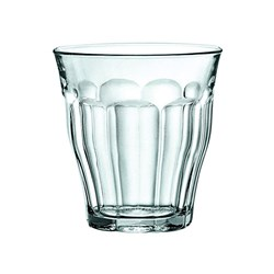 Duralex Picardie Glass Tumbler 250ml - MIN ORDER QTY OF 6