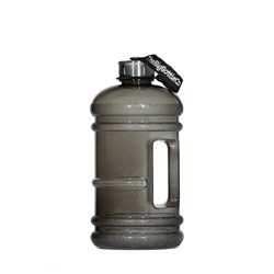 The Big Bottle Co Big Black 2.2L Water Bottle
