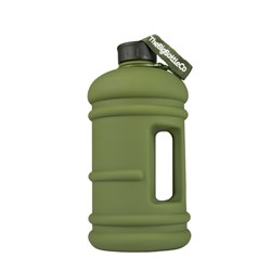 The Big Bottle Co Big Elite Commando Khaki Black 2.2L