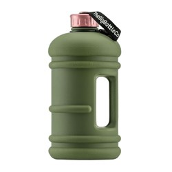 The Big Bottle Co Plastic Water Bottle 2.2L Commando Rose