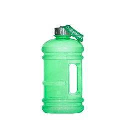 The Big Bottle Co Big Green 2.2L Water Bottle